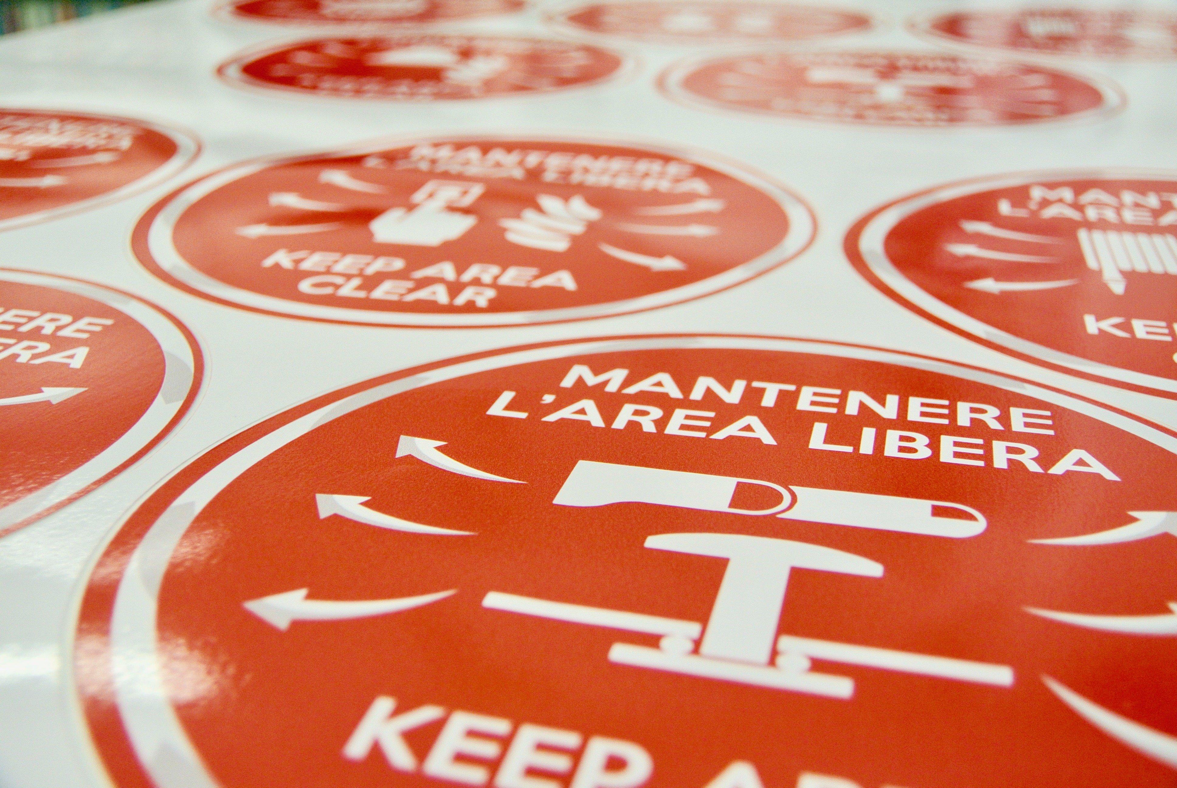 Sicurezza Lavoro Ingegneria Luca Lenzi Bologna Stickers