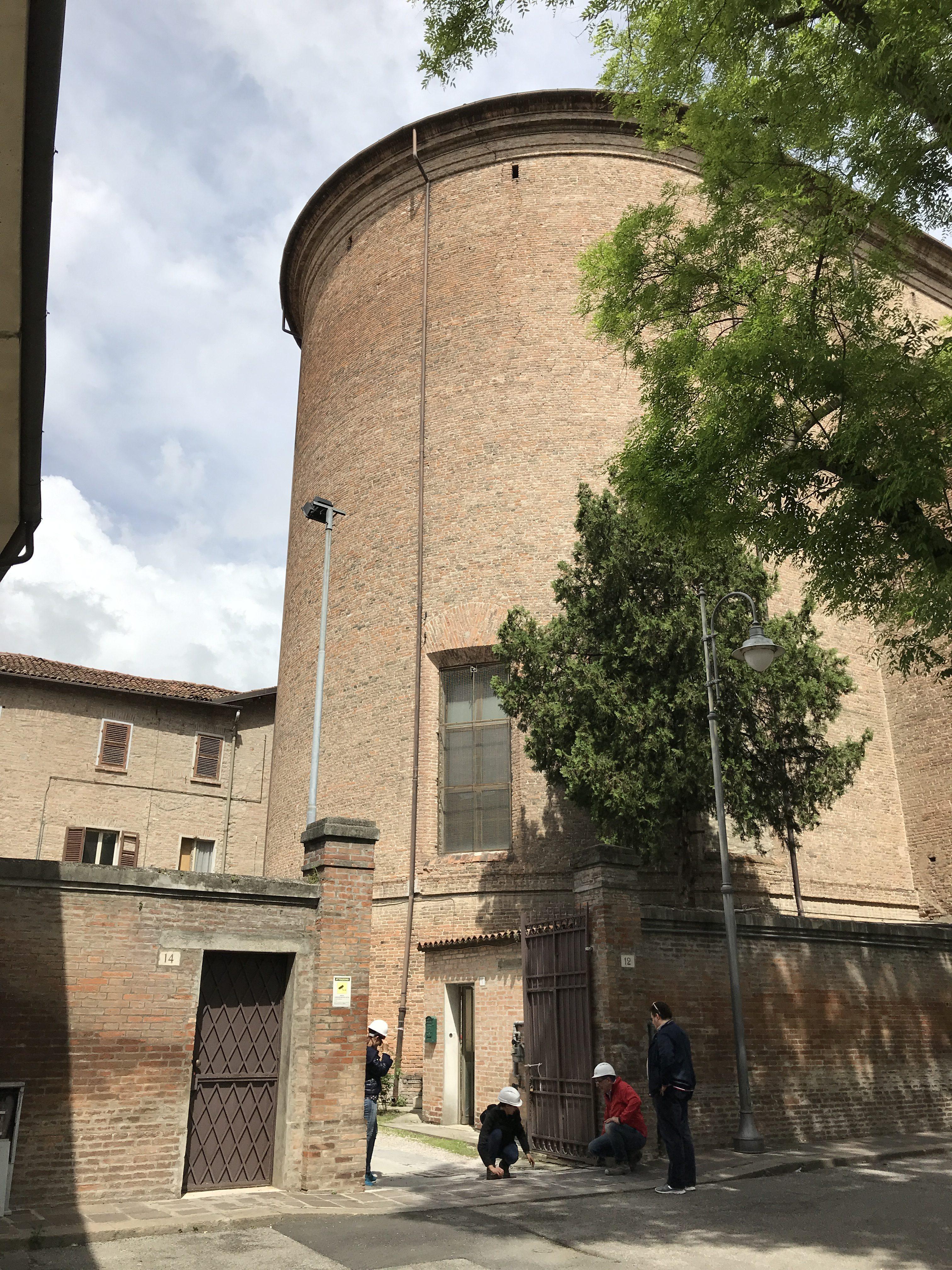 Sicurezza Lavoro Ingegneria Luca Lenzi Ferrara Chiesa San Domenico
