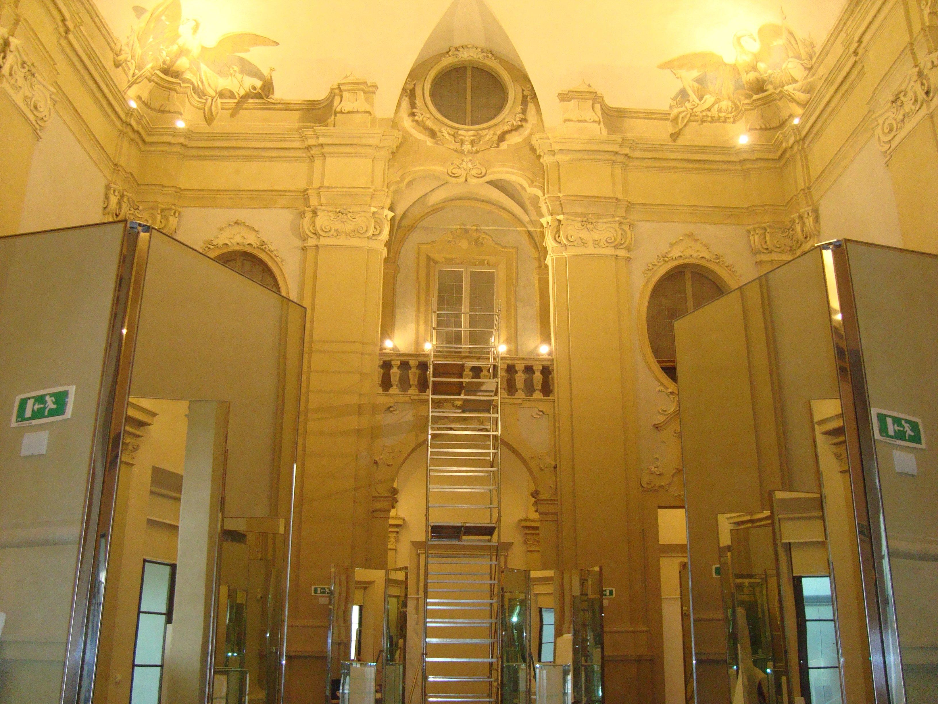 Sicurezza Lavoro Ingegneria Luca Lenzi Bologna Palazzo Pepoli